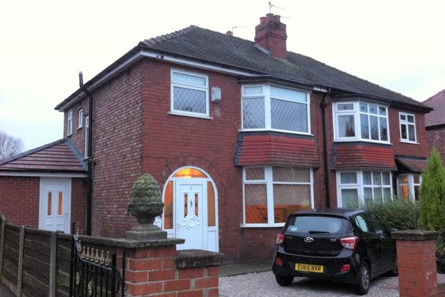 3 bed semi-detached house to rent in Hastings Road, Eccles, Manchester M30