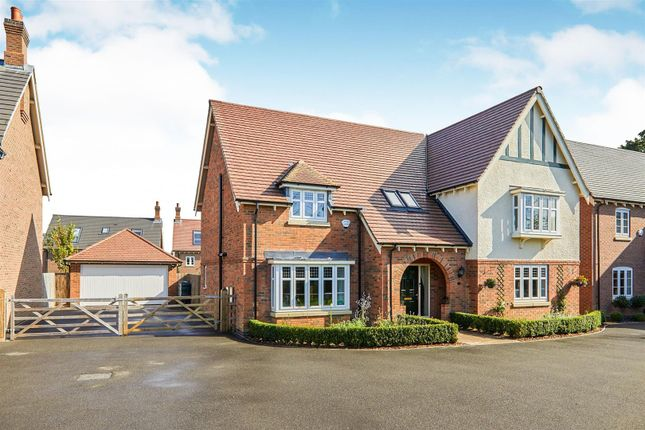 Detached house for sale in Graves Way, Anstey, Leicester