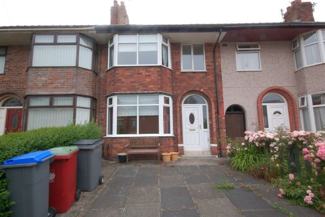 Thumbnail Terraced house to rent in St. Edmunds Road, Blackpool