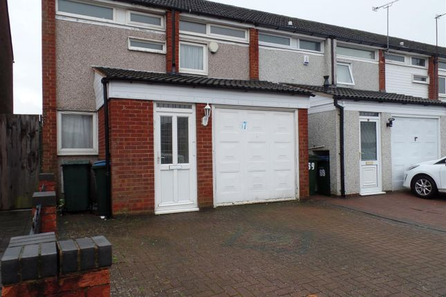 Thumbnail Property to rent in Boswell Drive, Walsgrave, Coventry