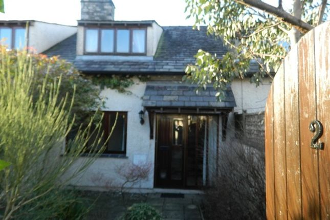 Thumbnail Mews house to rent in Chestnut Close, Holme, Carnforth