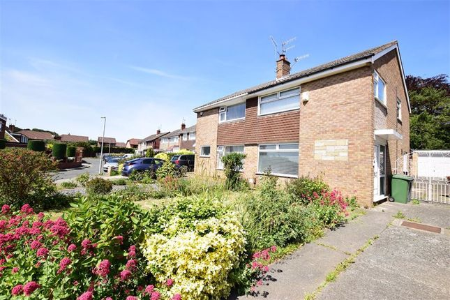Thumbnail Semi-detached house to rent in Overton Way, Prenton, Merseyside