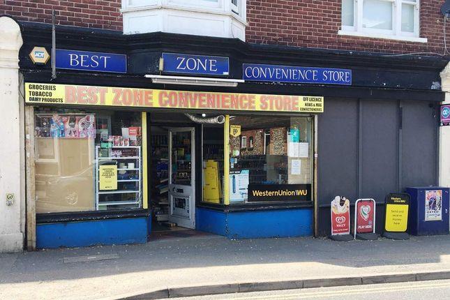 Thumbnail Retail premises for sale in High Street, Caterham