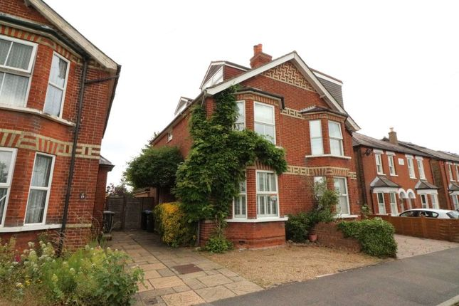 Thumbnail Semi-detached house for sale in Osborne Road, Egham