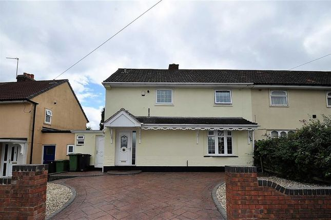 Thumbnail Semi-detached house for sale in The Vista, Sedgley, Dudley, West Midlands