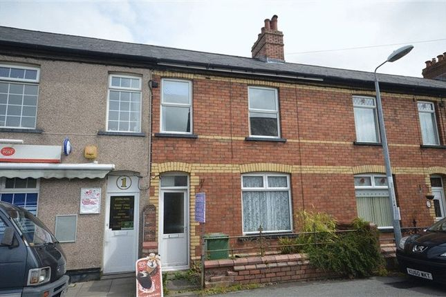 Thumbnail Terraced house to rent in Pentwyn Terrace, Abersychan, Pontypool