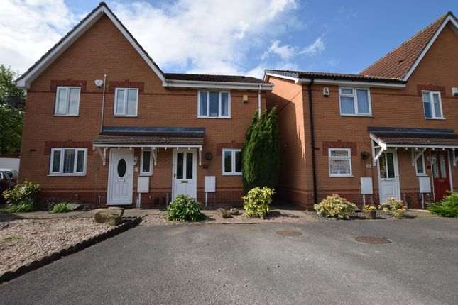 Thumbnail Town house to rent in Euston Drive, Derby