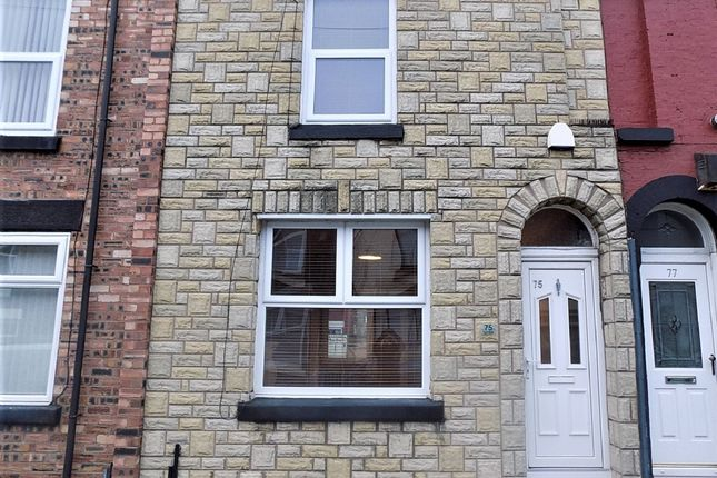 Thumbnail Terraced house to rent in Dorrit Street, Toxteth, Liverpool