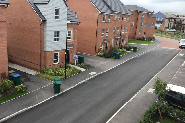 Thumbnail Flat to rent in The Moorings, Coventry