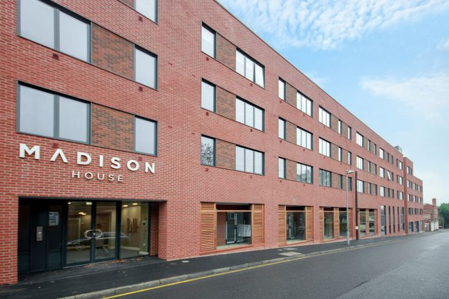 Thumbnail Flat to rent in Madison House, Wrentham Street, Birmingham