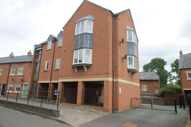 Thumbnail Flat for sale in St. Julians Crescent, Shrewsbury