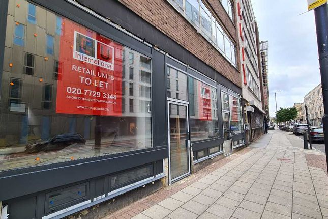 Thumbnail Retail premises to let in Bethnal Green Road, Shoreditch, Shoreditch