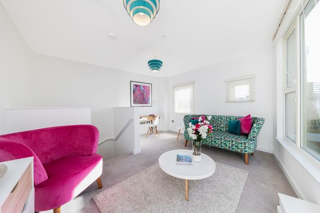 Thumbnail Town house for sale in Mcgrath Road, Stratford, London