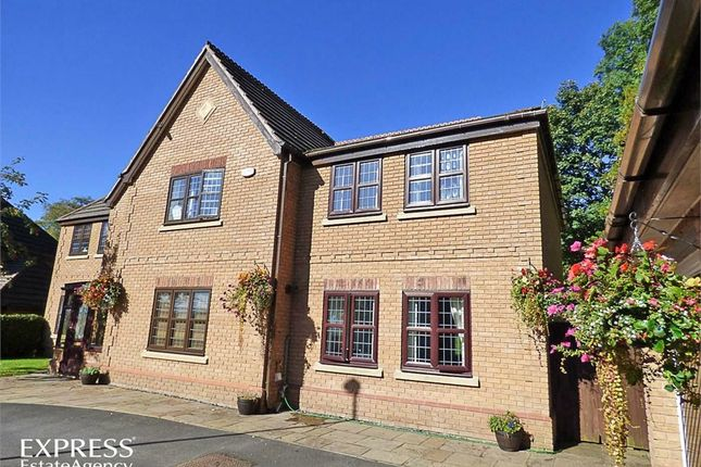 Thumbnail Detached house for sale in Redwing Avenue, Great Harwood, Blackburn, Lancashire