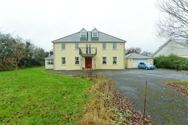 Thumbnail Detached house for sale in Maidens Grove, Llandybie, Ammanford, Carmarthenshire