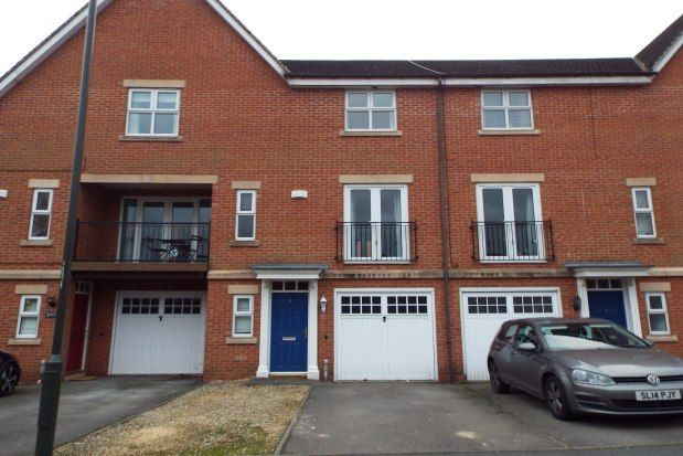 Thumbnail Property to rent in Messiter Mews, Derby