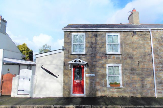 Thumbnail Cottage for sale in Ramsgate, Camborne, Cornwall