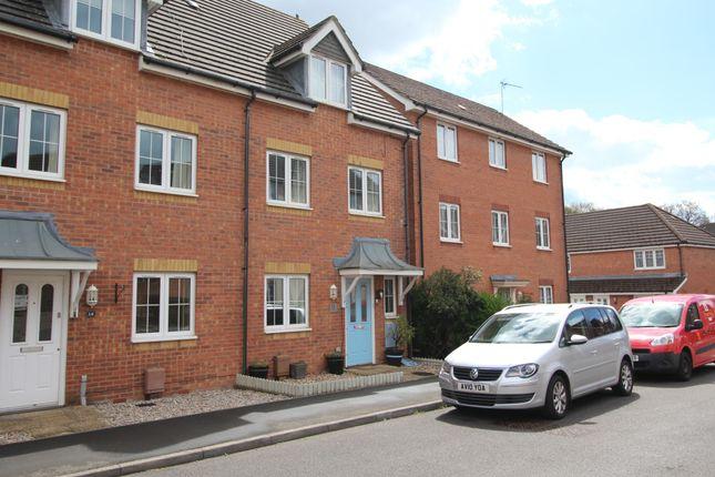 Thumbnail Town house to rent in Coleridge Drive, Whiteley, Fareham