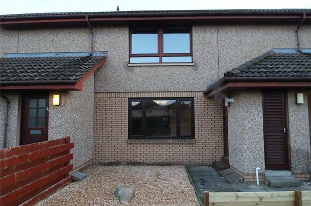 Thumbnail Flat to rent in Ashgrove Place, Elgin, Moray
