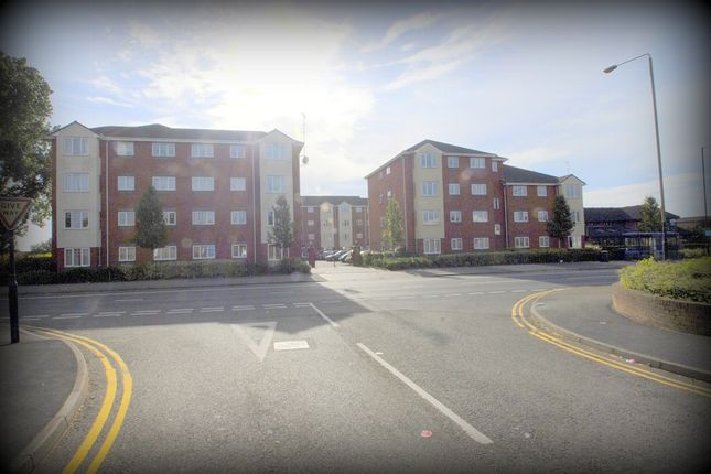 Thumbnail 2 bed flat for sale in Stoney Stanton Road, Coventry