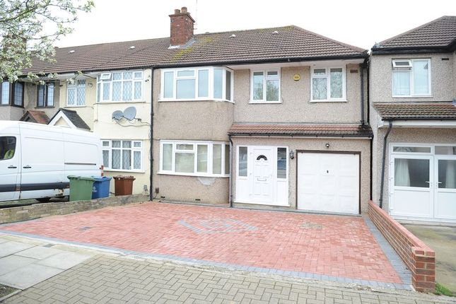 Thumbnail Terraced house to rent in Leamington Crescent, Harrow