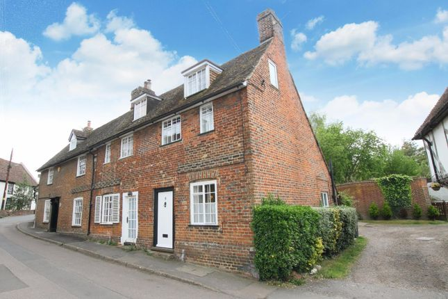 Thumbnail Cottage for sale in Rattington Street, Chartham, Canterbury