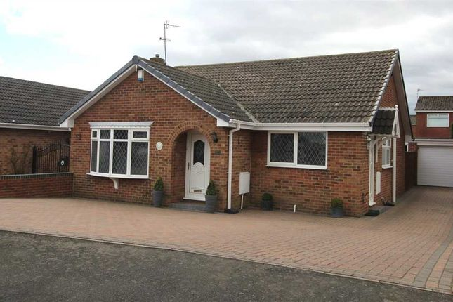 Thumbnail Bungalow for sale in Centurion Way, The Chesters, Bedlington