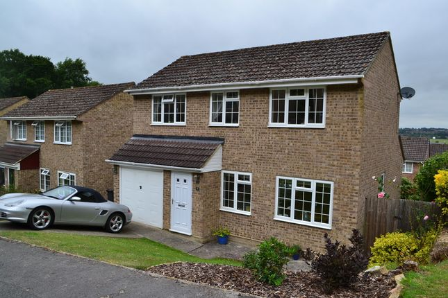 Thumbnail Detached house to rent in Cherry Tree Drive, Yeovil