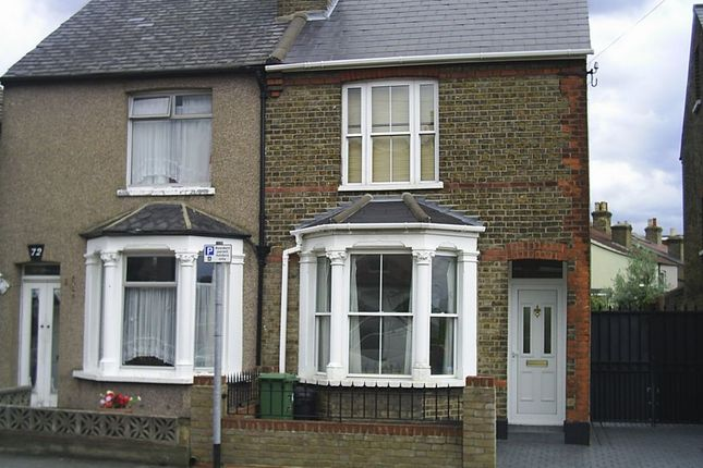 Thumbnail Terraced house to rent in Oaklands Road, Bexleyheath