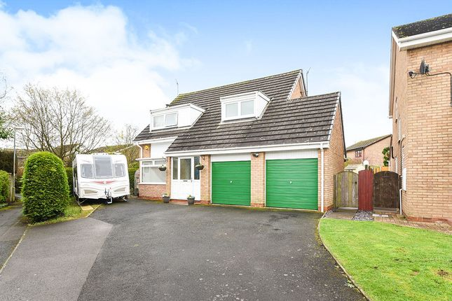 Thumbnail Detached house for sale in Lilac Close, Droitwich