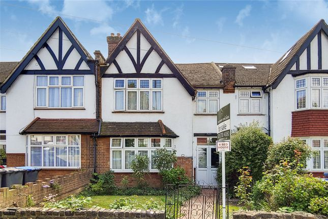 Thumbnail Terraced house for sale in Green Lane, Norbury, London