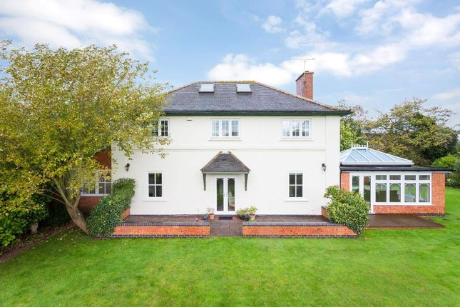 Thumbnail Detached house for sale in Southam Road, Dunchurch, Rugby