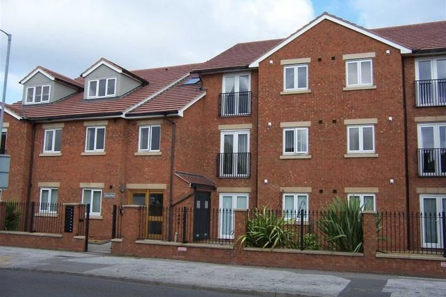 Thumbnail Flat For Sale In Heath End Road Nuneaton