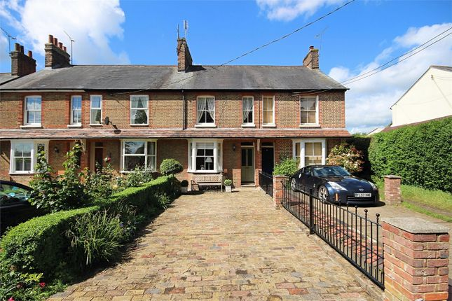 Thumbnail Terraced house for sale in Station Road, Braintree, Essex