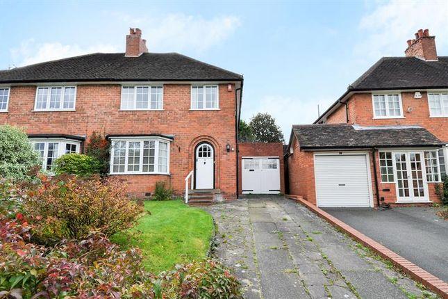 Thumbnail Semi-detached house for sale in Hemyock Road, Selly Oak, Bournville Village Trust
