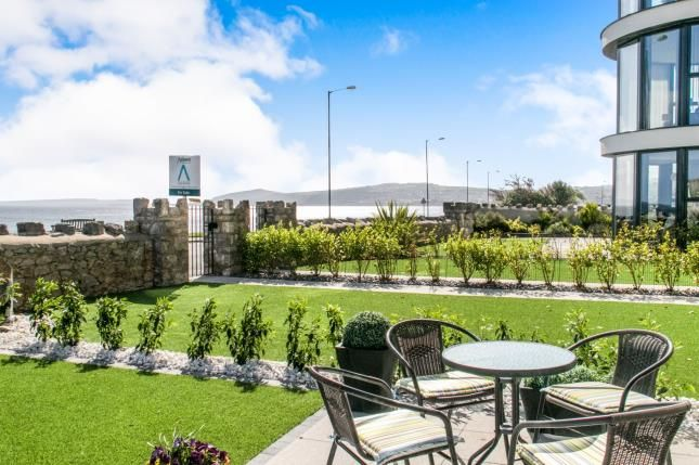 Thumbnail Flat for sale in West Wing, 35 Harbourside, Marine Drive, Rhos On Sea