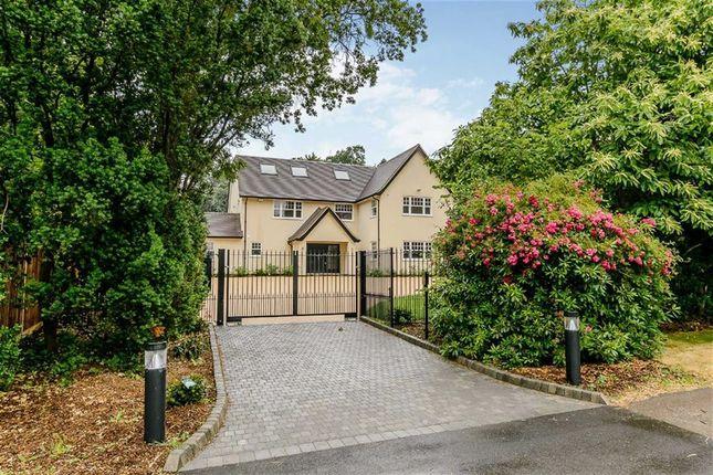 Thumbnail Detached house to rent in Kentish Lane, Brookmans Park, Hertfordshire