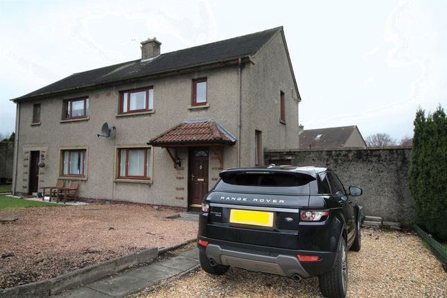 Thumbnail Semi-detached house for sale in Keilarsbrae, Sauchie, Alloa