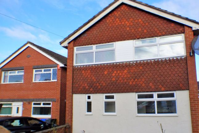 Thumbnail Detached house to rent in Hillberry Close, Eaton Park, Stoke On Trent