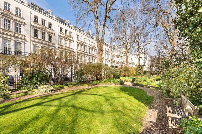 Communal Gardens of Rutland Gate, London SW7