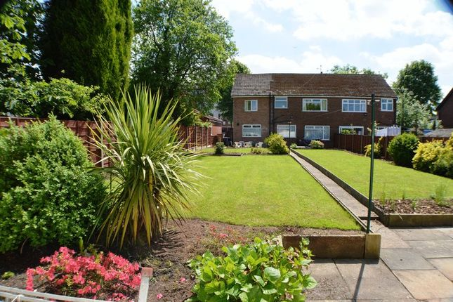Thumbnail Semi-detached house for sale in Town Lane, Denton, Manchester