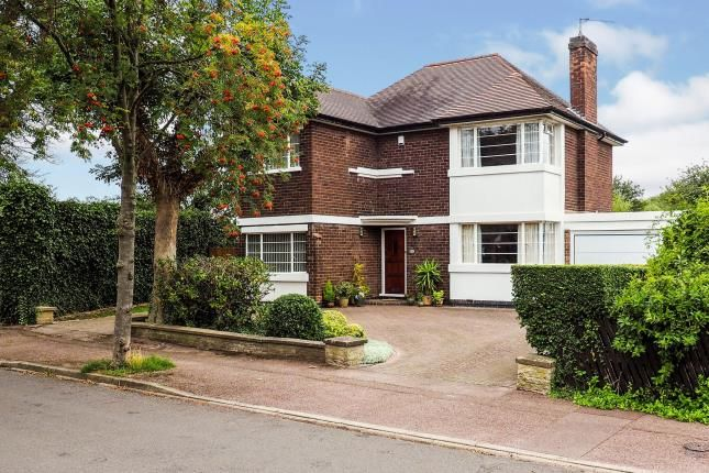 Thumbnail Detached house for sale in Adbolton Grove, West Bridgford, Nottingham, Nottinghamshire