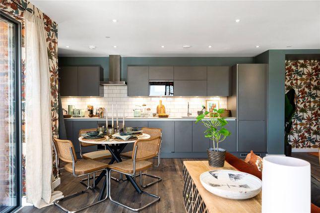 3 bed flat for sale in Stone Studios, 80-84 Wallis Road, Hackney Wick E9