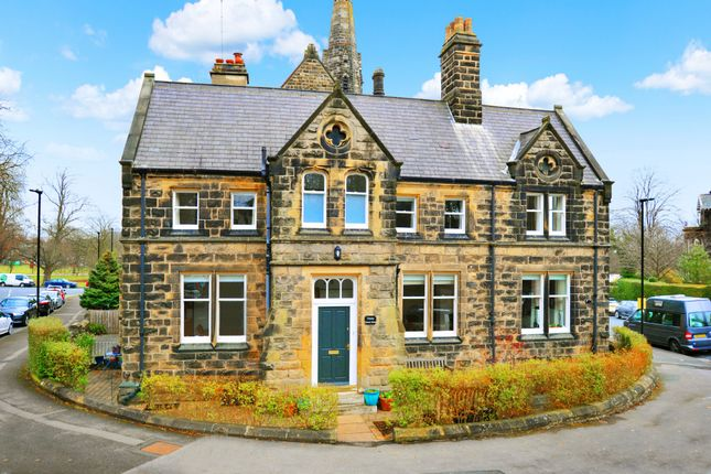 Thumbnail Semi-detached house for sale in Park Road, Harrogate, North Yorkshire