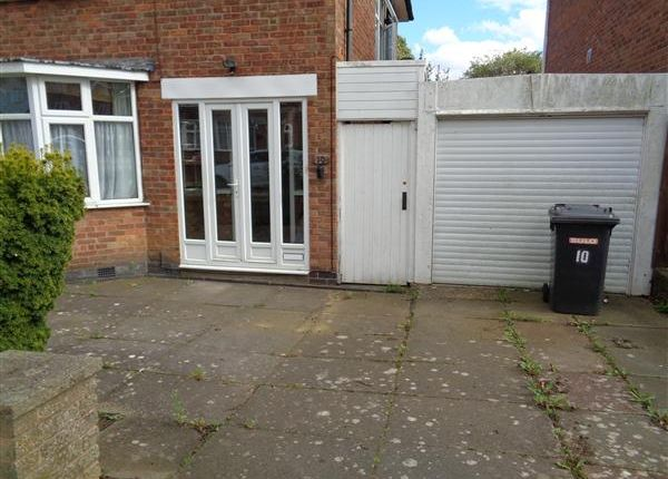 Thumbnail Semi-detached house to rent in Fallowfield Road, Leicester