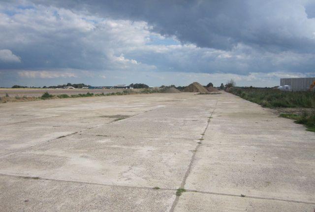 Thumbnail Land to let in Ellough Industrial Estate, Ellough, Beccles