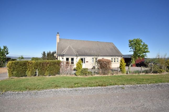 Thumbnail Detached bungalow for sale in Spey Valley Drive, Aberlour