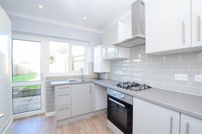 Thumbnail Semi-detached bungalow for sale in Central Avenue, Telscombe Cliffs, Peacehaven, East Sussex