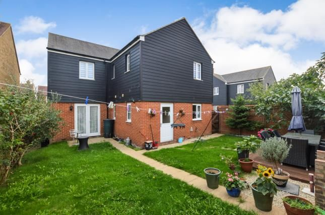 Thumbnail Detached house for sale in Damara Way, Kingsnoth, Ashford, Kent