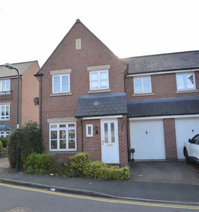 Thumbnail Semi-detached house to rent in Beddow Close, Shrewsbury